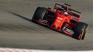 Formel 1 Testfahrten Ferrari Schneller Als In Der Spanien