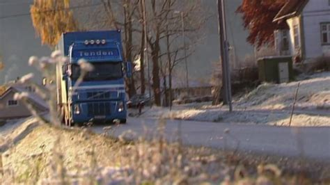 volvo trucks  drives  norways worst road youtube