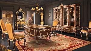 Classic Office Studio Atelier Luxury Interior Design  U0026 Home Decor