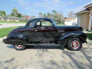 Buy Used 1939 Plymouth P7 Road King Coupe In West Palm