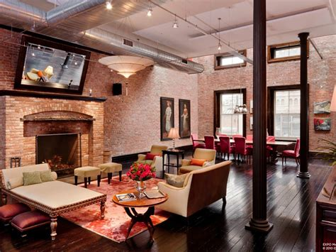 Tribeca Loft Mansion Has Million Dollar Style by House Of The Day A 6 Story Tribeca Loft With An Indoor