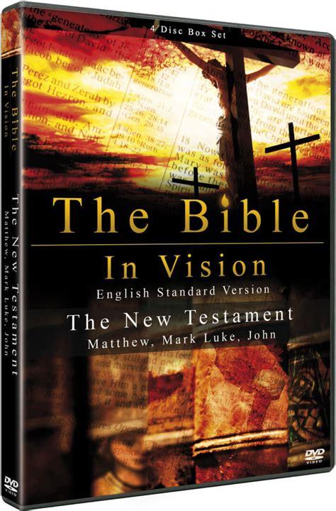 bible  vision   testament matthew mark