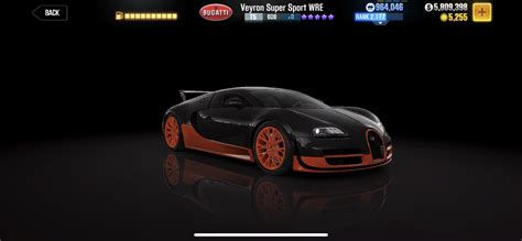Veyron is one of the most powerful cars that has ever been produced. Bugatti Veyron Super Sport WRE | CSR Racing Wiki | Fandom