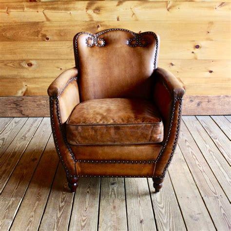 wyatt leather chair dartbrook rustic goods