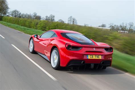 Top Ten Ferraris 488 gtb best ferraris top 10 best
