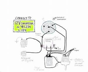 cj2a wiring diagram kanvamathorg With 3 way key switch