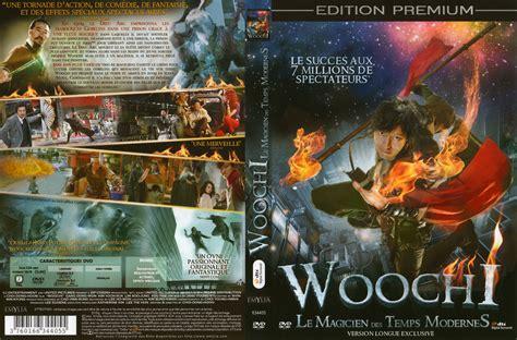 jaquette dvd de woochi le magicien des temps modernes cin 233 ma
