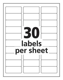 Address Label Template 60 Per Sheet Free Downloads Avery Templates Submited Images