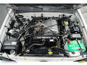 2000 Toyota 4runner Sr5 3 4 Liter Dohc 24