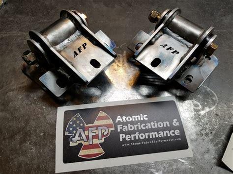 gmt poly motor mounts atomic fp