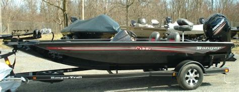 Used Aluminum Ranger Bass Boats For Sale melvin smitson ranger aluminum fishing boats for sale