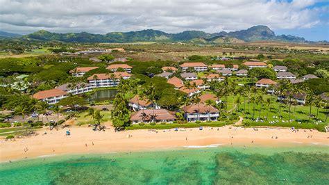 Poipu Beach Vacation Condo  Kiahuna Plantation Castle