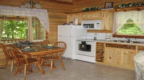 log cabin kitchen ideas cabin kitchen interior