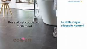 Dalle Pvc Clipsable Interieur : dalle pvc clipsable hanami colours 622185 castorama youtube ~ Melissatoandfro.com Idées de Décoration