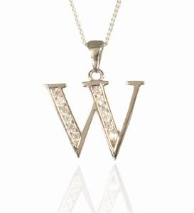 your seo optimized title With letter w pendant