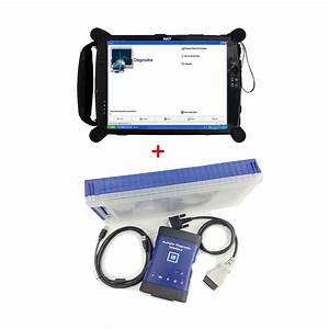 MDI for GM Diagnostic Tool Obd2 Scanner Plus EVG7 Tablet PC V2018 03 Software on Sale  US$758 00