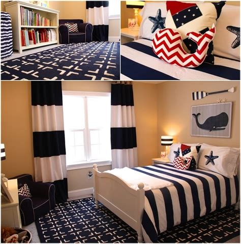 cool bedroom decorating ideas 10 cool nautical bedroom decorating ideas