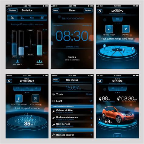 app bmw interface redesign 183 issue 43 183 openvehicles open vehicle