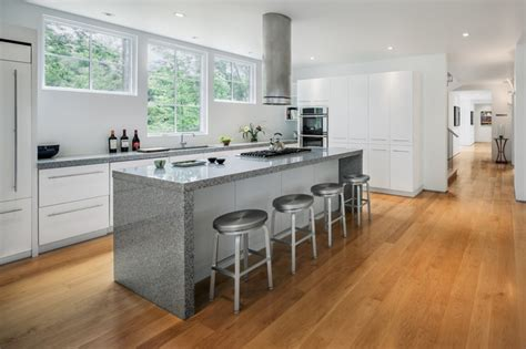 kitchens with islands greenbrier wv vacation house contemporary kitchen dc 3576