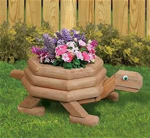 Landscape timbers, Planters and Turtles on Pinterest