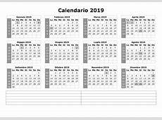 Calendario 2019 Pdf Pictures to Pin on Pinterest ThePinsta