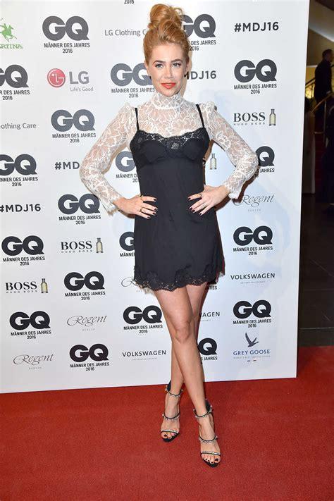 palina rojinski   gq men   year awards  berlin
