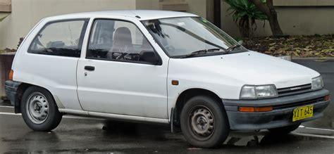 1988 Daihatsu Charade by File 1988 1991 Daihatsu Charade G100 Ts 3 Door Hatchback