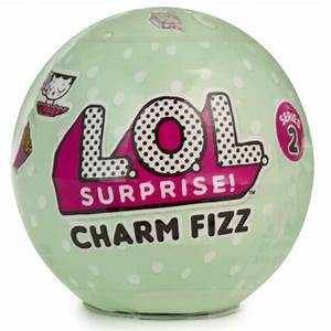 Buy LOL Surprise Charm Fizz Ball Online at Toy Universe
