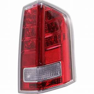 New Passenger Side Tail Light For Chrysler Chrysler 300