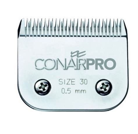 conair pro pet clipper size 30 ceramic replacement blade