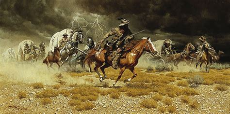 frank  mccarthy spooked limited edition print