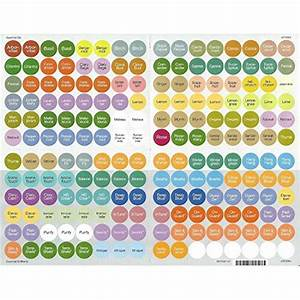 doterra essential oil cap sticker labels sheet 192 With kitchen colors with white cabinets with bottle cap stickers