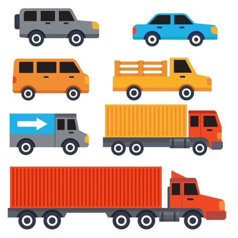 Common Vehicles Vocabulary
