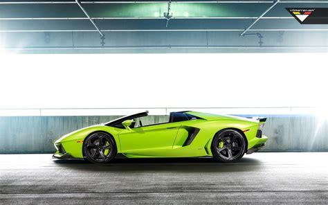 2018 Vorsteiner Lamborghini Aventador V Verde Ithaca 5