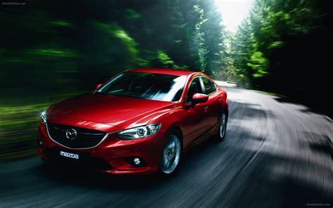 Mazda Mazda6 Sedan 2014 Widescreen Exotic Car Wallpapers