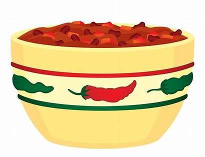 Chili Bowl Clipart Party Super Clipartmag Dinner