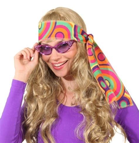 Accessoires 70er Jahren by Flower Power Hippie Brille 70er Jahre Zubeh 246 R Damenbrille