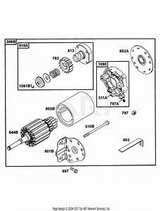Mtd 1848f  55af3c5m195 Parts Diagram For B U0026s Electric