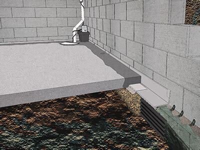 Basement Waterproofing in Ithaca, Syracuse, Binghamton, NY