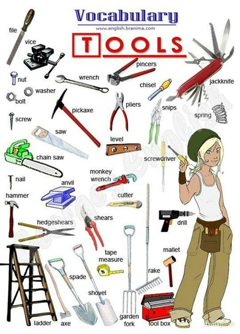 tools  farming    buscar  google vocabulary english vocabulary learn english