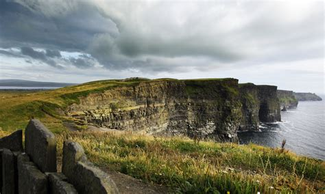 Obriens Tower At The Cliffs Of Moher