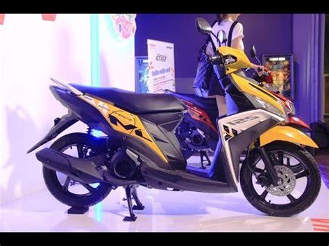 Review Yamaha Mio M3 125 by Yamaha Mio M3 125 Blue Harga Spesifikasi Review