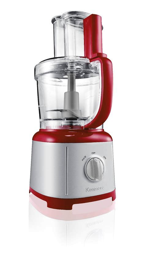 Kenmore Red Food Processor   Appliances   Small Kitchen