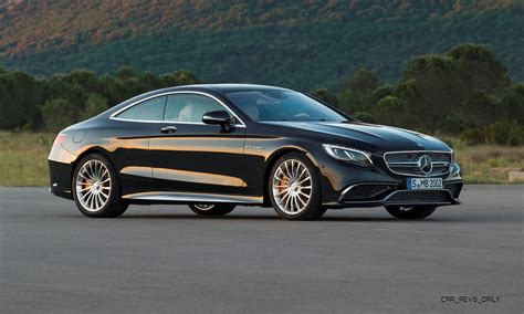 V12 Amg Mercedes by 630hp V12 2015 Mercedes S65 Amg Coupe Has Arrived
