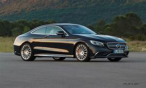 Mercedes Amg Coupe : 630hp v12 2015 mercedes benz s65 amg coupe has arrived ~ Medecine-chirurgie-esthetiques.com Avis de Voitures