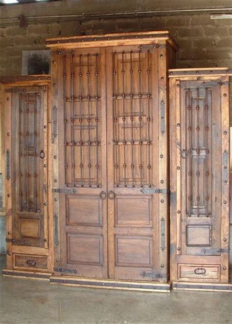 Cabinets & Armoires   Luna Rustica
