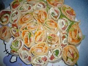Recette Avec Tortillas Wraps : recettes wrap ~ Melissatoandfro.com Idées de Décoration