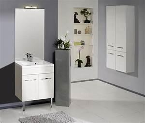 Meuble Salle De Bain Gain De Place : meuble de salle de bain gain de place tonnant lit gain de ~ Dailycaller-alerts.com Idées de Décoration