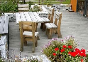 Terrasse Tiefer Als Garten : terrassenumrandung wie gestalten einfassung oder mauer ~ Bigdaddyawards.com Haus und Dekorationen