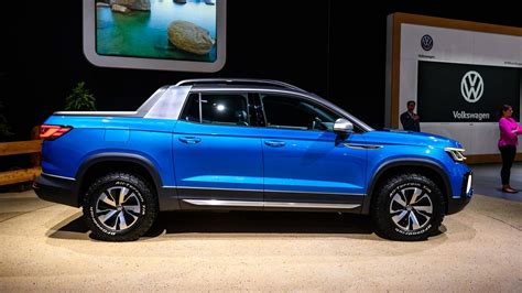 New Vw Truck by Vw Tarok Teases Us With Another Truck Concept In